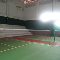 สนามแบดมินตัน - ศูนย์กีฬาราชดำเนิน (Rajdamnern Sport Complex)