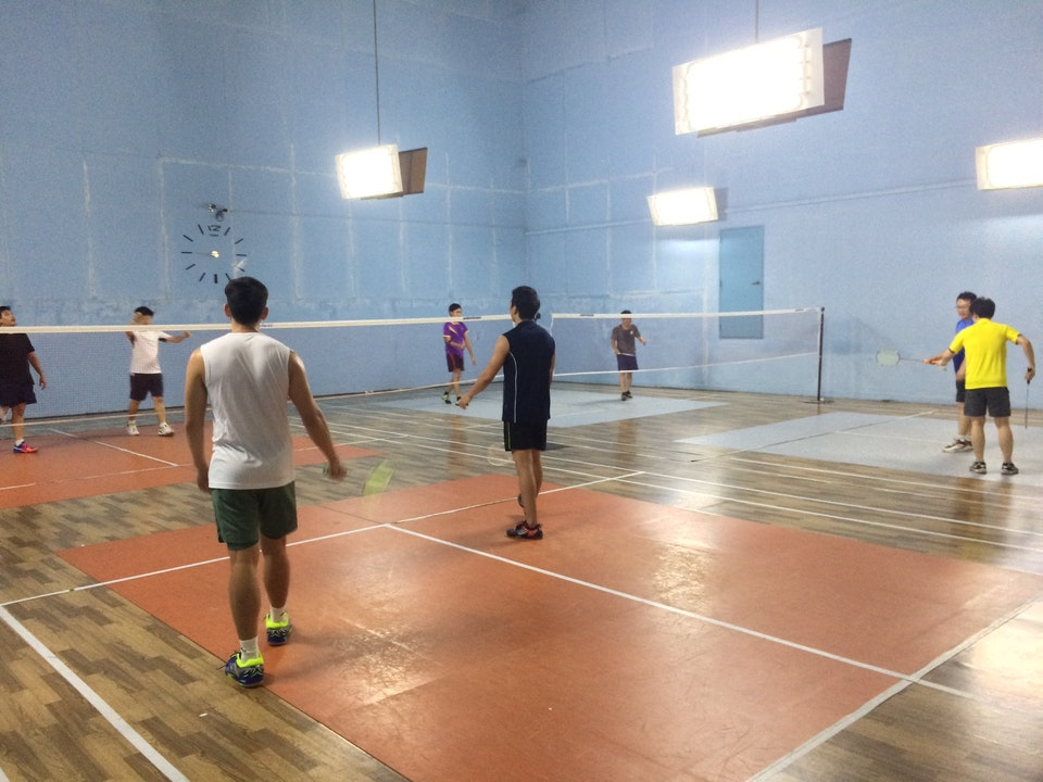 สนามแบดมินตัน - ตีโต้ คอร์ท Tito Court