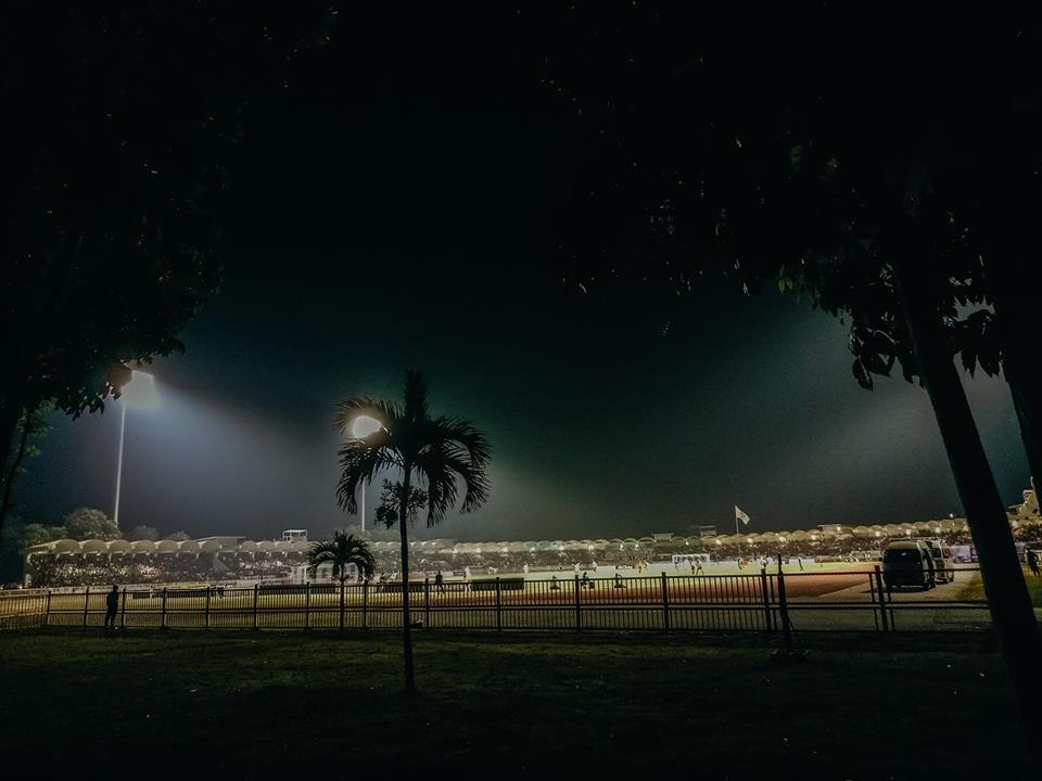 สนามกีฬาราชนาวี สัตหีบ