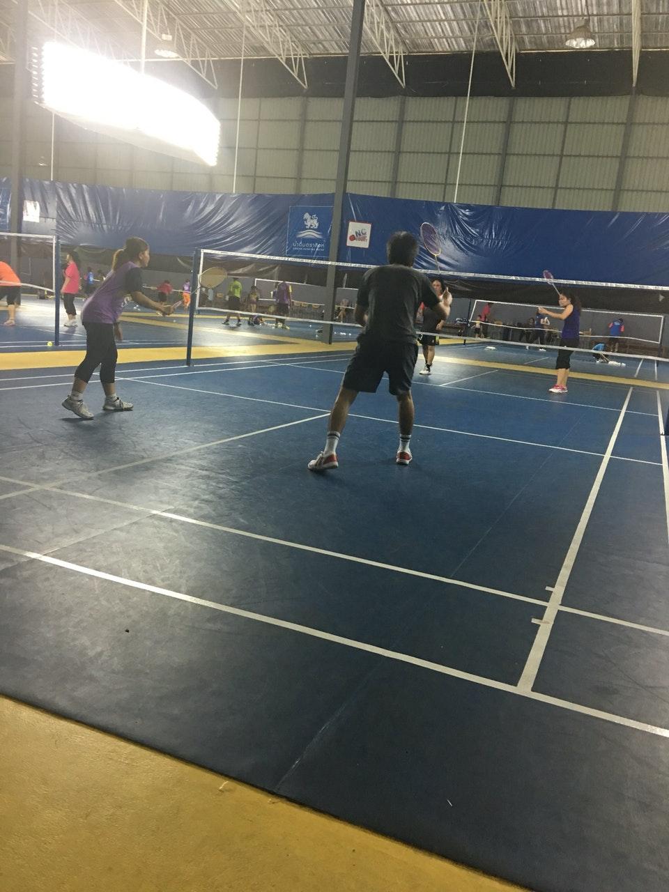 Nc court แบดมินตัน