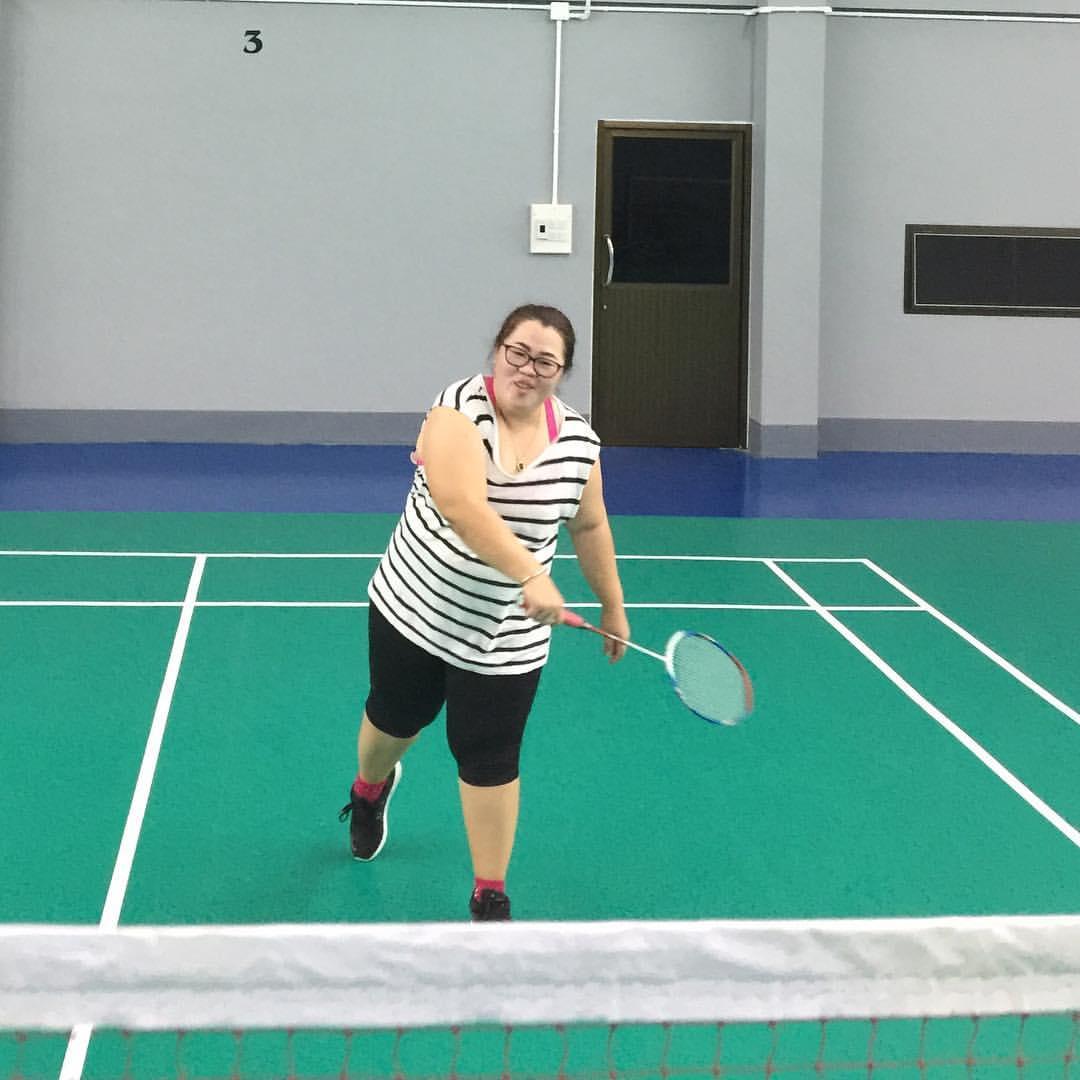 สนามแบดมินตัน - SDD Court Badminton