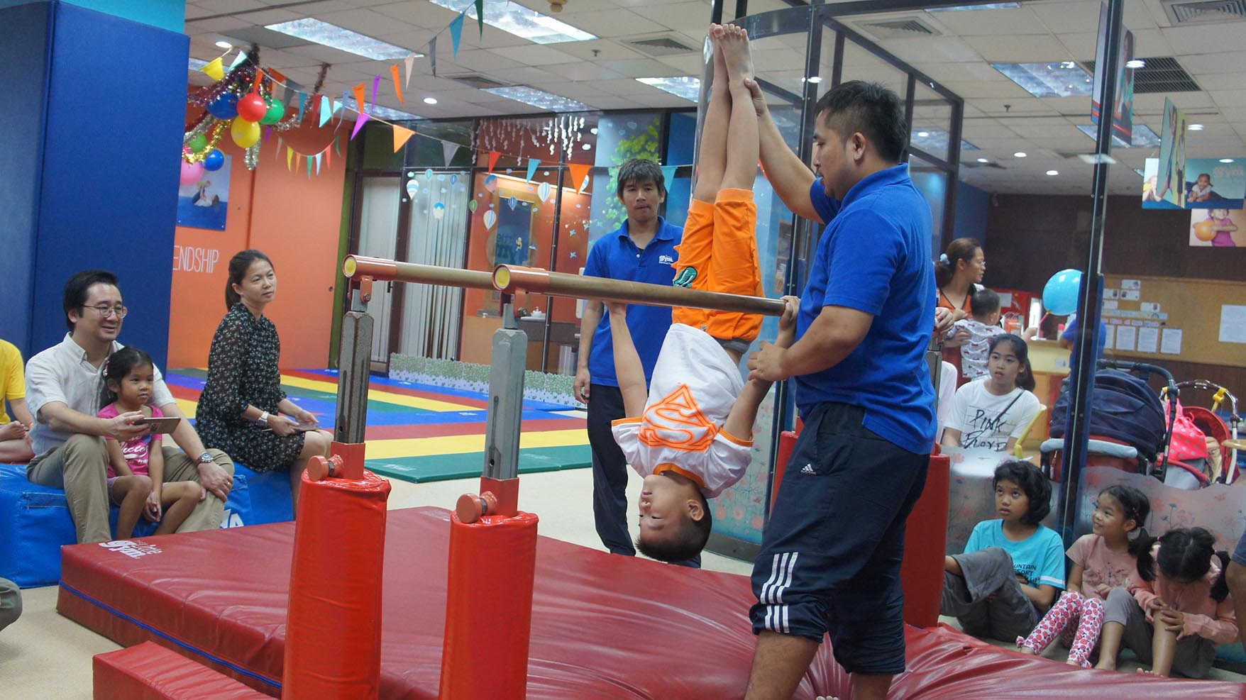 The Little Gym Central Rama 3